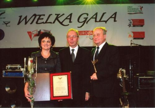 Mazowiecka Firma Roku 2009