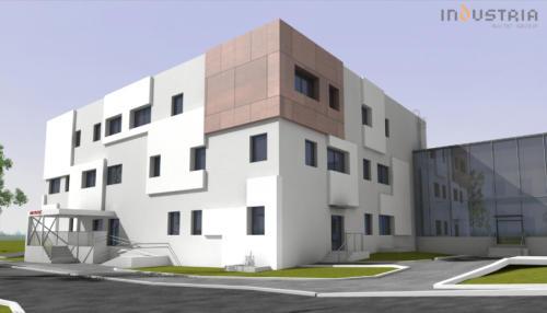 Projekt rozbudowy izby przyjęć oraz oddziałów szpitalnych